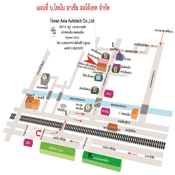 see our map