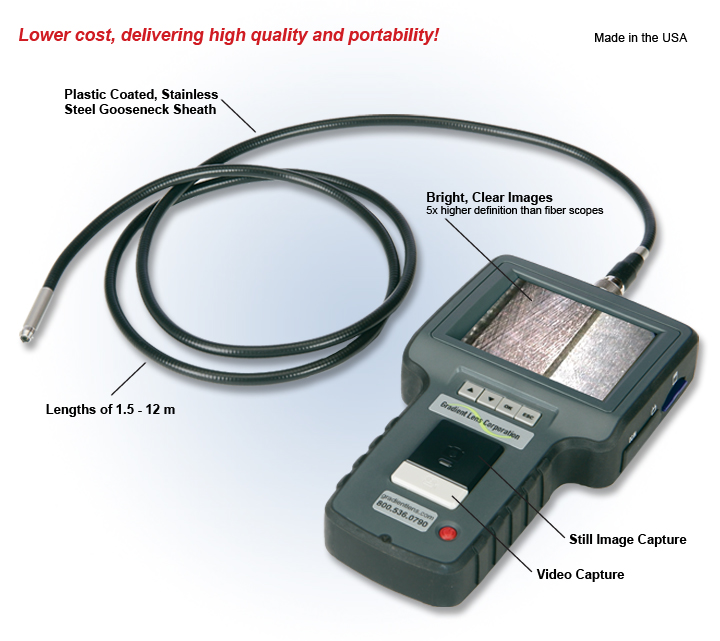 CVS Video Borescope