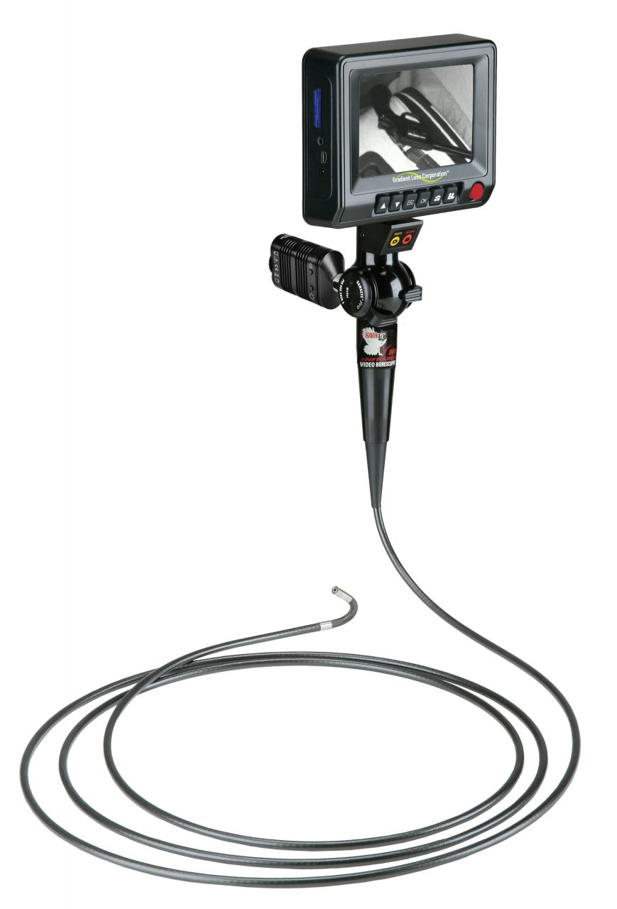 VIR Infrared Video Borescope