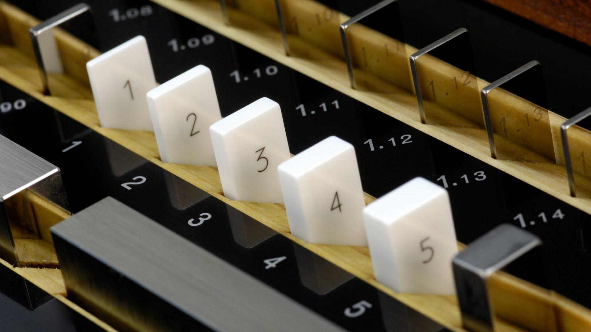 บทความ เกจบล็อค เกจบล็อก Gauge Block