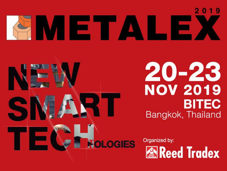 Thailand Metalex 2019