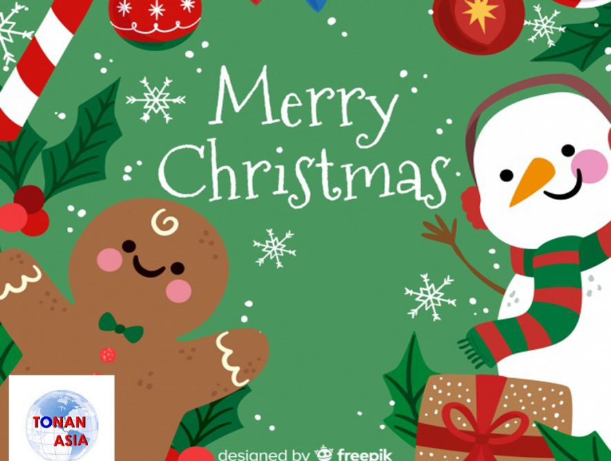 Merry Christmas from Tonan Asia