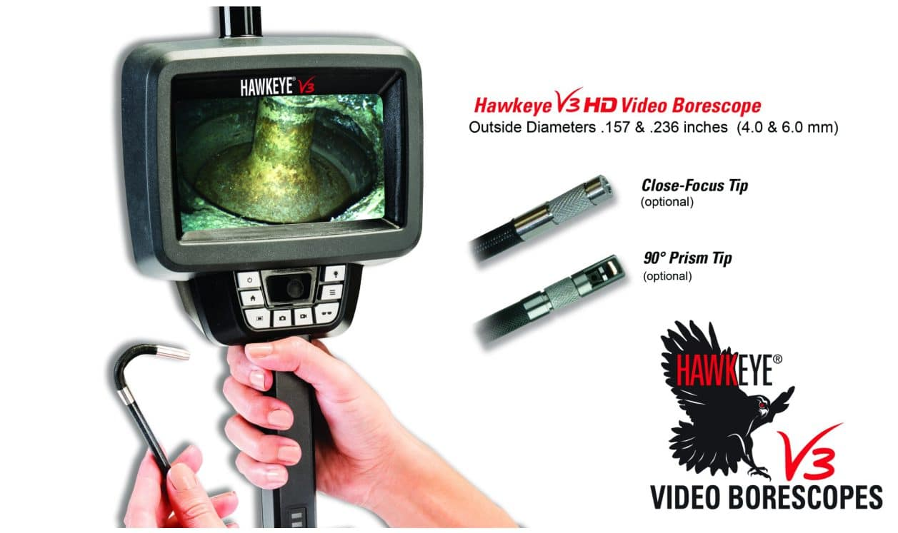 V3 HD Video Borescope
