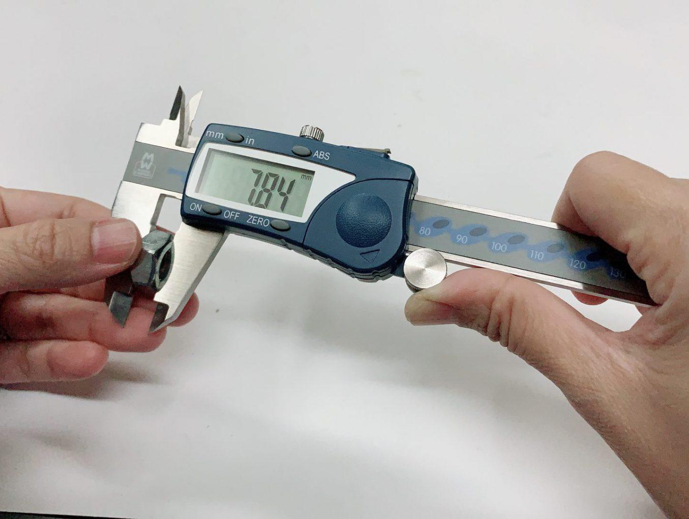 4วิธีการวัดขนาด ด้วยเวอร์เนียคาลิเปอร์ตัวเดียว 4 types of Vernier Measurement