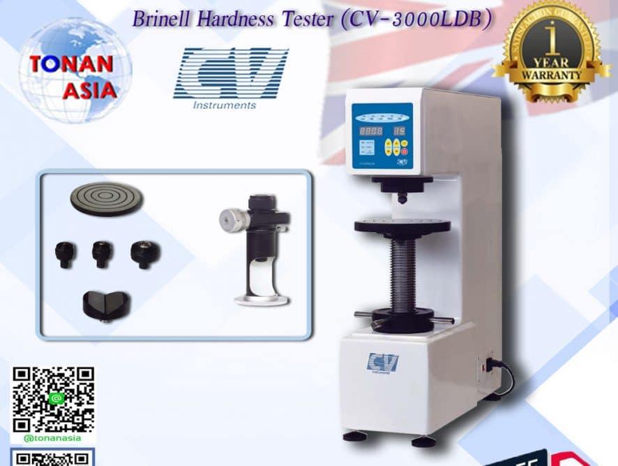CV-3000LDB Brinell Hardness Tester เครื่องวัดความแข็งตั้งโต๊ะสเกลบริเนลล์