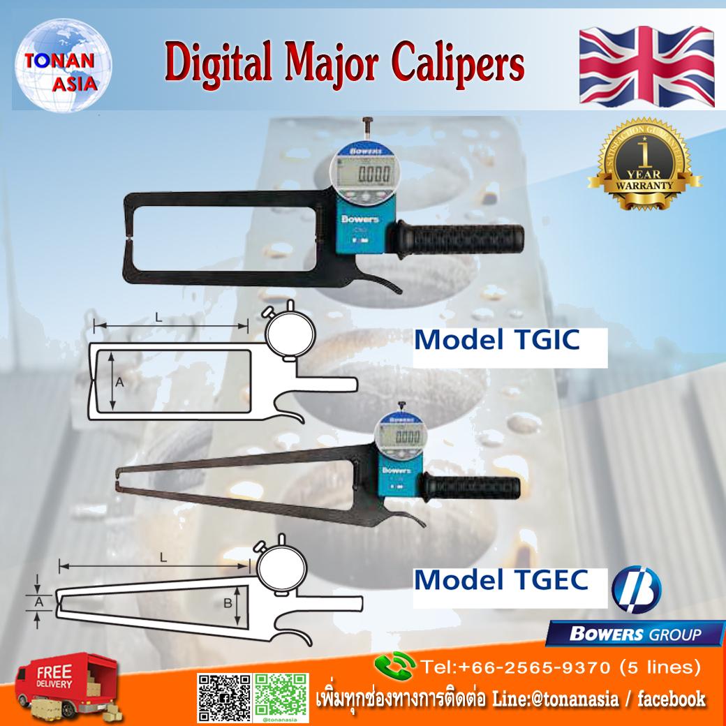 คาลิเปอร์ Digital Major Caliper Bowers