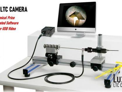 ใหม่ วีดีโอบอร์สโคป ซิสเต็มส์ Luxxor® Video Systems (LTC Camera)