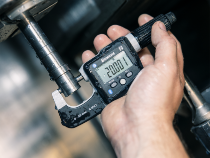 DigiMic - ดิจิตอลไมโครมิเตอร์ Digital External Micrometer