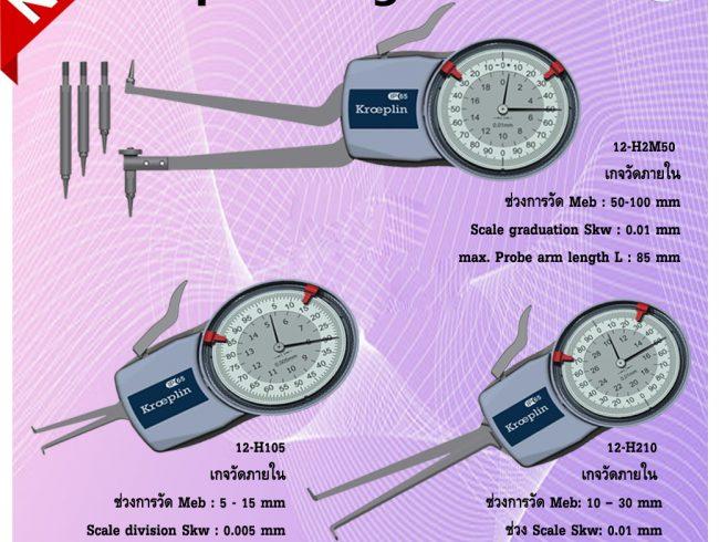 Caliper Gauge Internal