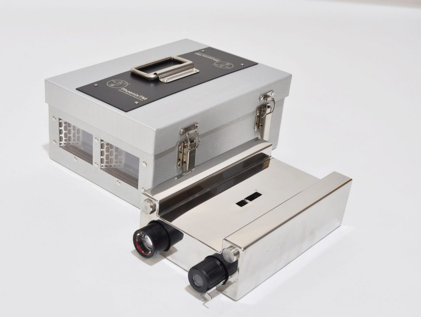 PhoenixTM VIS64 Optic System for Powder Coating Oven | Tonan Asia Autotech