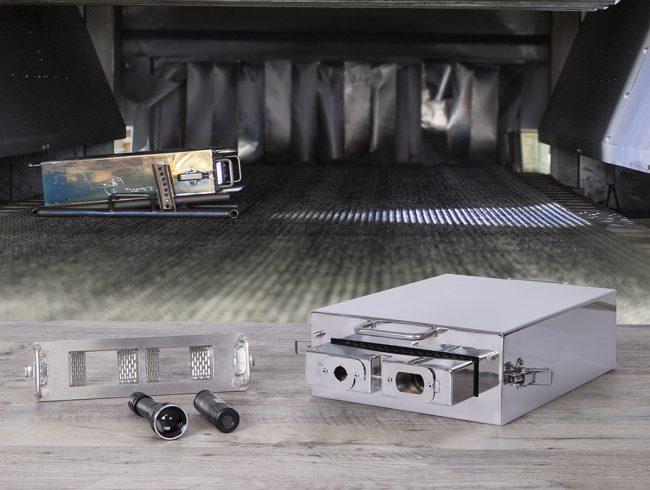 PhoenixTM VIS68 Optic System for CAB Furnace Pre heat Temperature Measurement | Tonan Asia Autotech